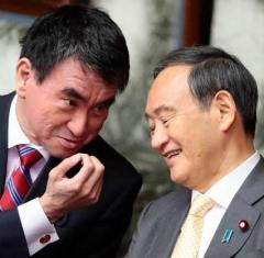 河野氏、首相の支持表明を歓迎「プラスだ」のイメージ画像