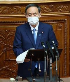 菅首相、感染状況「大きなうねりとまではなっていない」のイメージ画像