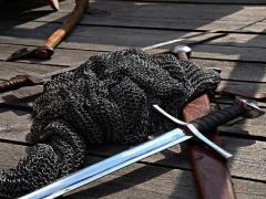 900年前の十字軍の剣、イスラエル沖の海底から発見されるのイメージ画像