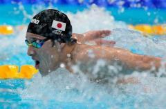 瀬戸大也、0.05秒差4位にも「すっきりしています」 6位萩野公介も「悔いはありません」のイメージ画像