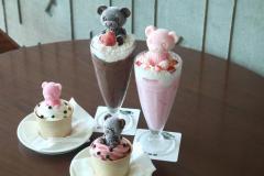 どこから食べる!?クマちゃんシリーズ 新潟市江南区のイメージ画像