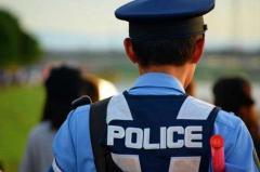 酒に酔って男性に殴りかかった疑い 巡査長を緊急逮捕 沖縄県警のイメージ画像