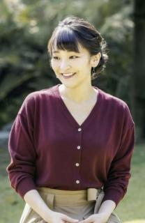 眞子さま30歳に ご結婚控え、皇族最後の誕生日のイメージ画像