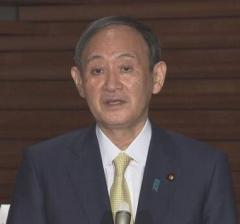 1都3県の緊急事態宣言 2週間程度延長の方向で検討 菅首相のイメージ画像