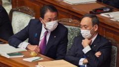菅総理・麻生財務相「給付金の再給付するつもりない」、次の焦点は2月7日・15日