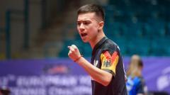 ブンデス1部所属の18歳が初優勝<卓球・デュッセルドルフマスターズ>のイメージ画像