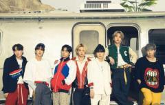 BTS、日本ベストアルバム『BTS,THE BEST』異なる表情を見せるジャケット一挙公開のイメージ画像