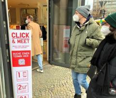 ドイツ、コロナ規制を延長 変異株の急増「非常に深刻」のイメージ画像