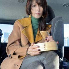 工藤静香、車内での自撮りショットが大不評「ドヤ顔ばかり」「表情が怖い」のイメージ画像