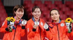 【五輪卓球】女子団体は銀 男子も2大会連続のメダルを懸けて臨む<最終日見どころ>のイメージ画像