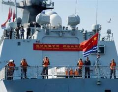 津軽海峡の中露海軍動向「高い関心で注視」 磯崎官房副長官