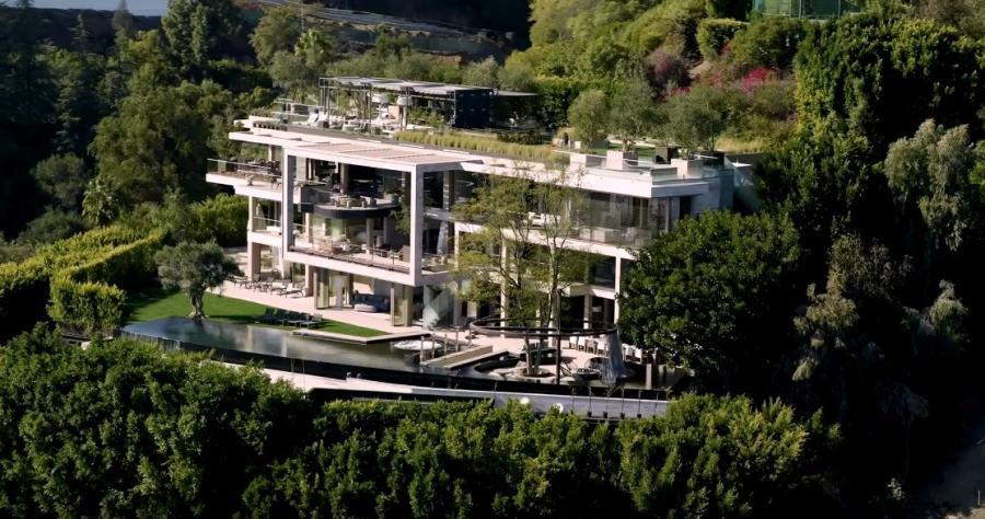 ロサンゼルス ベルエア 96億円