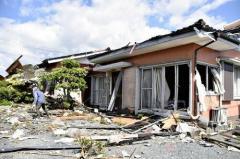 風圧で家がグワングワン、バリバリと音も…突風で自宅被害の女性「涙も出ない」のイメージ画像
