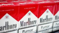 「10年以内にタバコの販売を禁止すること」をマールボロの販売元が求めるのイメージ画像