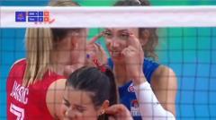 女子バレーのセルビア人選手がタイ戦で人種差別的なジェスチャー、既に謝罪のイメージ画像