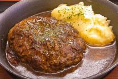 松屋の「黒毛和牛100%ハンバーグ」がマジヤバ 黒毛和牛の旨味爆弾のイメージ画像