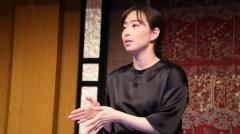 「めっちゃ美しゅうございます」石川佳純の巻き髪姿に絶賛コメント相次ぐ