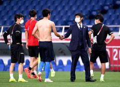 サッカー日本は決勝進出ならず、延長の末スペインに敗れる 53年ぶりメダル懸けメキシコと3位決定戦へのイメージ画像