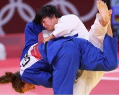 浜田尚里が金 日本勢4大会ぶり 柔道女子78キロ級のイメージ画像