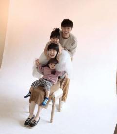 「素敵な愛ちゃんファミリー」福原愛さんの夫・江宏傑、家族4人での笑顔写真を公開のイメージ画像
