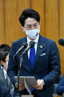小泉進次郎、記者発表でナゾの寸劇を披露 「会場は静まり返っていた」のイメージ画像