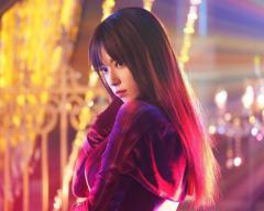 深田恭子、全身ボディースーツ姿にドキドキ。ワイヤーアクションで華麗に空を舞うのイメージ画像