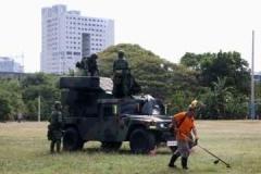 台湾、中国が侵攻なら最後まで戦う 米国は脅威認識=外交部長のイメージ画像