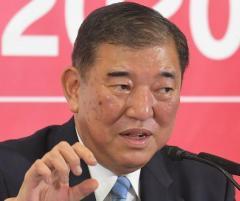 石破茂氏「不愉快の極み」内閣支持率急落で政局報道にのイメージ画像