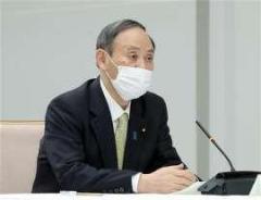 首相「30代以下が感染広げる」 7府県知事と意見交換
