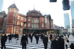新型コロナ、東京で618人感染 先月28日以来700人下回る