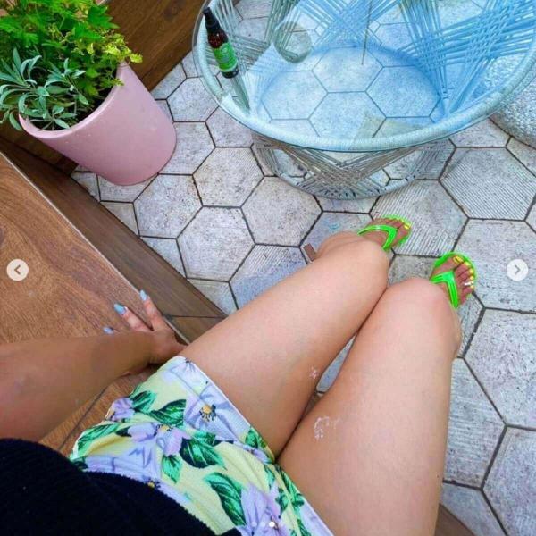 倖田來未、ショートパンツでのDIYに批判殺到「この服装はあり得ない」