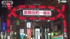 キャバクラやホストなど歌舞伎町の風俗で感染者多数 新宿区内感染者の4分の1が歌舞伎町関係者