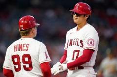 【MLB】大谷翔平、3回同点機で申告敬遠 2打席連続で四球に本拠地ブーイングのイメージ画像