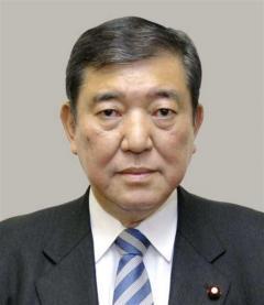 石破氏「菅首相で衆院選を」 総裁選出馬は明言避けるのイメージ画像