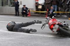 オリエンタルランドの管理道路で「男性が倒れている」と119番…オートバイ事故か、高校生死亡 千葉のイメージ画像