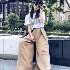 板野友美、ワイドパンツの私服姿に大酷評「美的センス大丈夫?」
