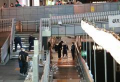 大阪・道頓堀川で暴行後突き落としか、男性死亡のイメージ画像