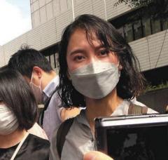 「裁判の内外で反論を超えた中傷をされた」伊藤詩織さんが山口敬之氏に損害賠償求めた訴訟の控訴審 判決は来年1月