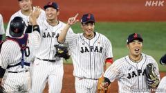オリンピック 野球 日本が韓国破り決勝進出 銀メダル以上確定