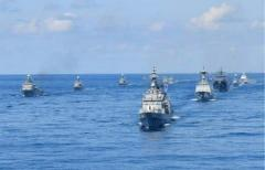韓国軍、本日(15日)今年初の「竹島(韓国名:独島)防衛訓練」実施…韓国メディア「日本の反発に注目」と報道のイメージ画像